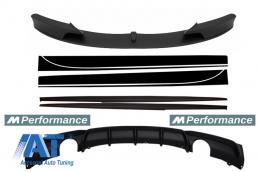 Pachet Conversie la M-Performance compatibil cu BMW Seria 3 F30 F31 (2011-up) - COCBSBMF30MPDOSG