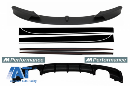Pachet Conversie la M-Performance compatibil cu BMW Seria 3 F30 F31 (2011-up) - COCBSBMF30MPDO