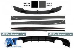 Pachet Conversie la M-Performance compatibil cu BMW Seria 3 F30 F31 (2011-up) - COCBSBMF30MPDO2