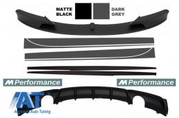 Pachet Conversie la M-Performance compatibil cu BMW Seria 3 F30 F31 (2011-up) - COCBSBMF30MPDOSG2