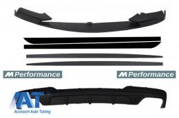 Pachet Conversie la M-Performance compatibil cu BMW Seria 5 F10 F11 (2011-2014) - COCBSBMF10MPDOTHMB