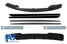 Pachet Conversie la M-Performance compatibil cu BMW Seria 5 F10 F11 (2011-2017) - COCBSBMF10MPSOTHMB