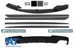 Pachet Conversie la M-Performance compatibil cu BMW Seria 5 F10 F11 (2011-2014) - COCBSBMF10MPDOTHDG