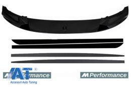 Pachet Conversie la M-Performance compatibil cu BMW Seria 5 F10 F11 (2011-2017) - COCBSBMF10MPSMBMPB