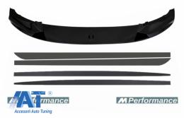 Pachet Conversie la M-Performance compatibil cu BMW Seria 5 F10 F11 (2011-2014) - COCBSBMF10MPSDGPB