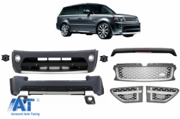Pachet Exterior Autobiography Design Range Rover Sport Facelift 2009-2013 L320 - COCBRRSFLS