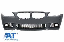 Pachet Exterior BMW F10 Seria 5 (2011-2014) M-Technik Design - CBBMF10MT
