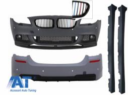 Pachet Exterior BMW F10 Seria 5 (2011-2014) M-Performance Design - COCBBMF10MPTH3C