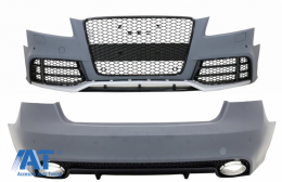 Pachet Exterior compatibil cu AUDI A5 8T Pre Facelift (2008-2011) RS5 Design - COFBAUA58TRSDRDTF