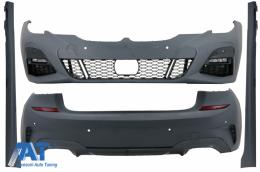 Pachet Exterior compatibil cu BMW Seria 3 G20 (2018-up) Cu Distronic M-Tech Design