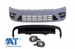 Pachet Exterior compatibil cu VW Passat CC (2012-2016) R Line Design - CBVWPACCRL