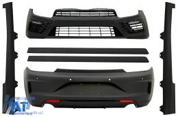 Pachet Exterior compatibil cu VW Scirocco 3 III Facelift (2015-) R20 R Design - CBVWSRF