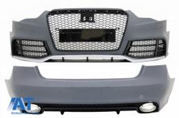 Pachet Exterior Complet compatibil cu AUDI A5 8T Sportback Facelift (2013-2016) RS5 Design