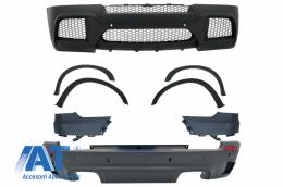 Pachet Exterior Complet compatibil cu BMW X5 E70 (2007-2013) X5M M-Design - CBBME70M