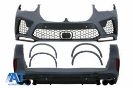 Pachet Exterior Complet compatibil cu BMW X5 G05 (2018-up) X5M Design