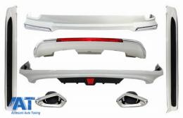 Pachet Exterior Complet compatibil cu TOYOTA Land Cruiser FJ200 (2015-up) - COCBTOLCFJ200