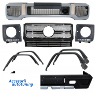 Pachet Exterior Complet Mercedes W463 G-Class (1989-up) G65 AMG Design  - COCBMBW463FAMG