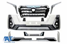 Pachet exterior Kit Conversie Complet Model Limgene compatibil cu Toyota Land Cruiser FJ200 (2015-2020) - CBTOLCFJ200LMG