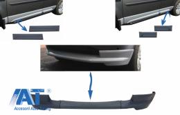 Parti Bara Fata Dynamic Design si Bandouri Usi Fata/Spate compatibil cu Land Rover Freelander 2 L359 Facelift (2011-2014) - COLBFR019LBF