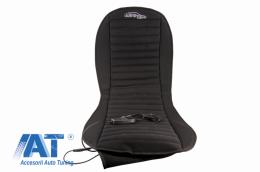 Perna pentru racire si incalzire scaune 24V 103x50 cm Neagra - ACCL14