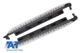 Praguri Laterale compatibil cu MERCEDES Benz ML (2011-2014) MERCEDES GLE W166 (2015-up) - RBMB01