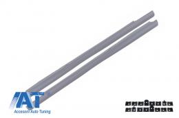 Praguri Laterale compatibil cu MERCEDES S-Class W221 (2005-2011) S65 Design Versiunea Scurta - SSMBW221AMGS