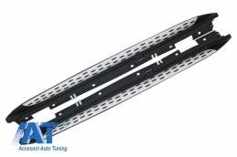 Praguri Laterale Trepte Laterale compatibil cu MERCEDES X156 GLA Class (2014-up) - RBMB03