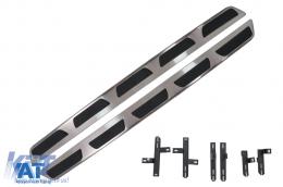 Praguri Trepte Laterale compatibil cu AUDI Q5 8R (2008-2016) OEM Design - RBA02OE