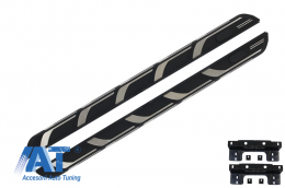 Praguri Trepte Laterale compatibil cu AUDI Q7 4M (2016-) - RBA05