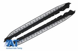Praguri trepte laterale compatibil cu MERCEDES GLC-CLASS X253 (2015-) GLC Coupe C253 (2016+) - RBMBGLCX253