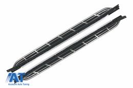 Praguri trepte laterale compatibil cu Porsche Cayenne SUV (9Y0) (2018-Up) - RBPO03