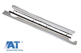 Praguri Trepte Laterale compatibil cu VOLVO XC60 (2008-2013) R-Design - SSVXC60