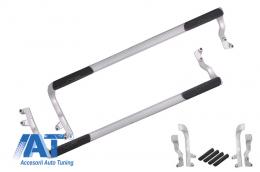 Praguri trepte laterale compatibil cu VOLVO XC90 (2002-2014) - RBV02