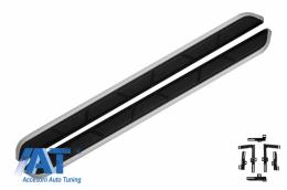 Praguri Trepte Laterale compatibil cu W T-ROC SUV 5 Usi (2017-Up) - RBVWTROC2