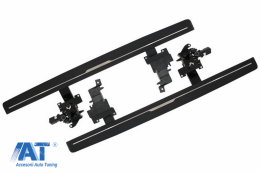 Praguri Trepte Laterale Electrice Land compatibil cu ROVER Range compatibil cu ROVER Vogue IV (L405) (2014-2015) & Sport (L494) (2013-2015) - RBRR05EL