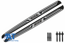 Praguri Trepte Laterale SUV compatibil cu MAZDA CX-5 KF (2017-) - RBMACX5KF