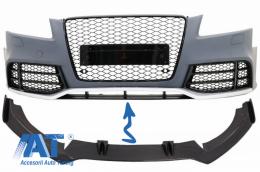 Prelungire Bara Fata compatibil cu AUDI A5 8T (2008-2016)  RS5 Design Carbon