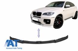 Prelungire Bara Fata compatibil cu BMW X6 E71 (2008-2010) Negru - FBSLBMX6E71