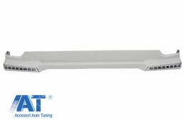 Prelungire Bara Fata compatibil cu TOYOTA Land Cruiser FJ200 (2008-2011) Conversie catre Facelift 2012 Alb Perlat - FBSTOLC200