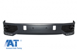 Prelungire Bara Fata compatibil cu VW Transporter Multivan Caravelle T5 T5.1 Facelift (2010-2015) Sportline - FBSVWT5B