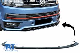 Prelungire Bara Fata Extensie Add-on compatibil cu VW Transporter T6 SPORTLINE (2015-up) Negru Lucios - FBSVWT6SL