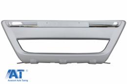 Prelungire bara fata off-road compatibil cu VOLVO XC60 (2008-2013) Facelift Design - SPVOXC60N