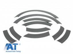 Prelungiri Aripi Extensii Aripi compatibil cu AUDI Q5 (2008+) - FFA02