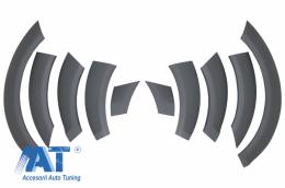 Prelungiri Aripi Extensii Aripi compatibil cu AUDI Q7 2010-2015 Facelift - FFA03