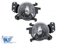 Proiectoare Ceata Lumini de Ceata compatibil cu BMW Seria 3 E90 E91 Seria 3 Coupe Cabrio E92 E92 Seria 5 E60 E61 - FLBME90