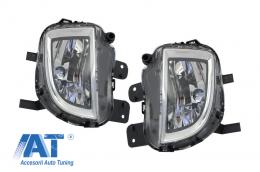 Proiectoare Ceata Lumini de Ceata compatibil cu VW Golf 6 VI GTI (2008-2013) - FLVWG6GTI