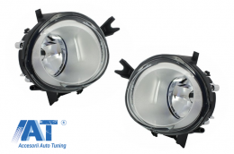 Proiectoare Ceata Lumini de Ceata compatibil cu VW TOUAREG (7LA, 7L6, 7L7) (2002-2010)  - FLVWT
