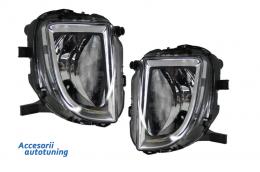 Proiectoare Ceata Lumini de Ceata Golf 6 GTI (2008-2013) - FLVWG6GTI