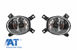 Proiectore Ceata Lumini de Ceata compatibil cu Audi A4 B7 (2004-2007) A3 8P (2003-2008) Stanga Dreapta - COFLAUA4B7