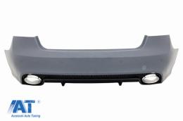 Rear Bumper for AUDI A5 S5 8T 07-13 8T Facelift 13+ Sportback RS5 Design - RBAUA58TF